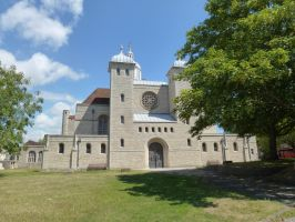 Portsmouth Cathedral by photodash