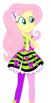 Fluttershy by MixiePie