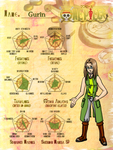 One-Piece OC Ability chart: Gurin by Master-Kankuro