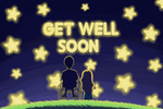 Get well soon by NatinjaRKR