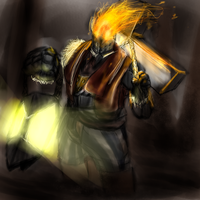 Witch Hunter by bloodtrailkiller