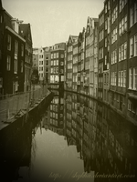 Old memories of Amsterdam by Shykha