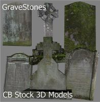 CB-3D Stock 21 by CB-Stock