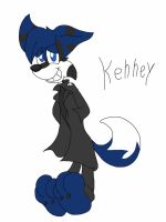 Kenny the wolf by Tylerthefox