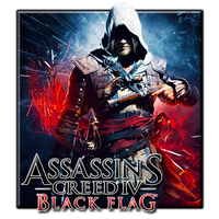 Assassins Creed 4 BF icon by pavelber