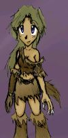 Wolf Girl_Color by MoSk4