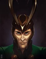 Loki by rooster82