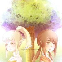 Destiny Between Us by 2x-Jhay