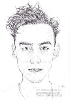 Olly Alexander from Years and Years by MKoji