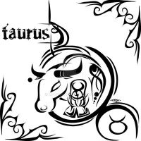 Zodiac Sign Tattoo : Taurus by MPtribe