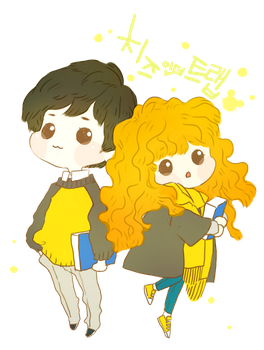 Cheese in the trap TVdrama start! [VIDEO] by memoneo