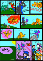 Dusk's Retarded Adventure: Day4 Page11 by duskdragon13
