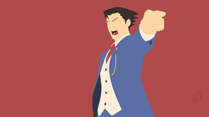 [Request] Ace Attorney - Phoenix Wright by Krukmeister