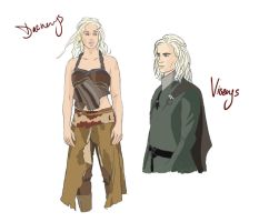Targaryens by the-foolish-princess