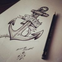 Memory anchor for my customer by EdwardMiller