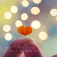 I need love. .... by addy-ack
