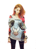 Yoona IGAB png by HanaBell1 by HanaBell1