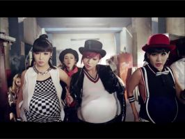 2NE1 Belly Expansion by 2ty9