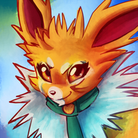 Jolteon day~ by SpaceSmilodon