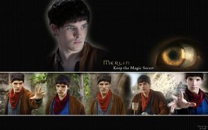 Merlin wallpaper by mcfly08