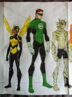 Young Justice 10 by golhom