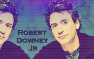 Junior Robert Downey by Anthony258