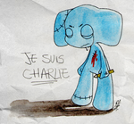 Je Suis Charlie by RaiseYourChickenWing