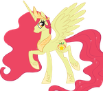 Princessapplebloom by laurenthepony