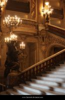 Paris Opera House7 by faestock