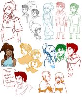 Everything was Korra and Nothing Hurt by cookiekhaleesi