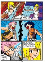 Double Test Subject NATSU VS. ROMEO Pg.3 by Somdude424