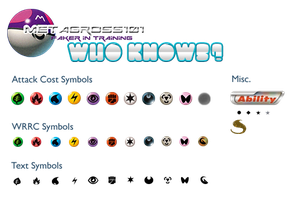 Who Knows? - Symbol Sheet by Metagross101