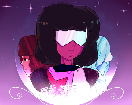Garnet by Rouss-Black