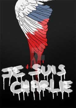 Je suis Charlie by Kazuoh