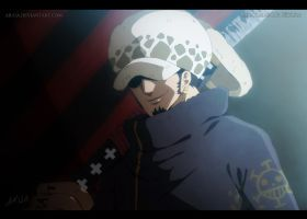 One Piece: Trafalgar Law by AR-UA