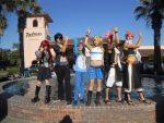 Fairy tail Cosplay 2 by artistic-emo-panda