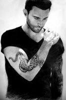 Adam Levine by MintZhet