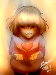 Frisk by Hope-chan00