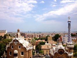 Guell Park by Rendever