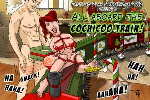 All Aboard The Cochicoo Train by Fantasy-Play
