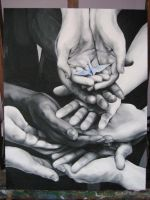 Hands by KirstaTaylor