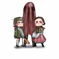 Assassins Creed Jacob and Evie Frye by LallejKnightCrossWar