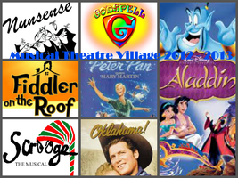 Musical Theatre Village 2012 - 2013 by montey4