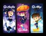 Children... Promo Bookmarks by Thiefoworld