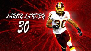 Laron Landry Wallpaper by jason284