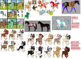 1point Adoptables CLOSED by SkylandAcresRescue