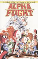 Alpha Flight by AgnesGarbowska