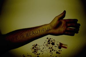 Life is Beautiful by MITSTREITER