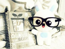 Bunny Bear : by 6oo