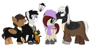 The House of Umbra - Happy Nightmare Night! by partiallyBatty